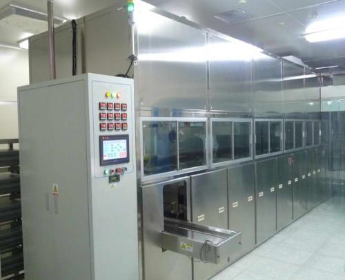 工业非标定制超声波清洗机