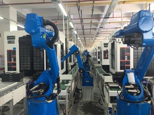 机械五金行业清洗机