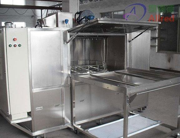 苏州旋转式高压喷淋定点定位清洗机