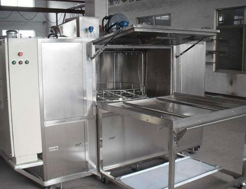 旋转式高压喷淋定点定位清洗机