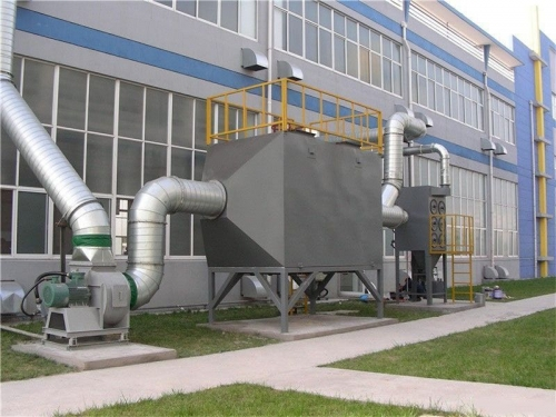 环保除气味设备